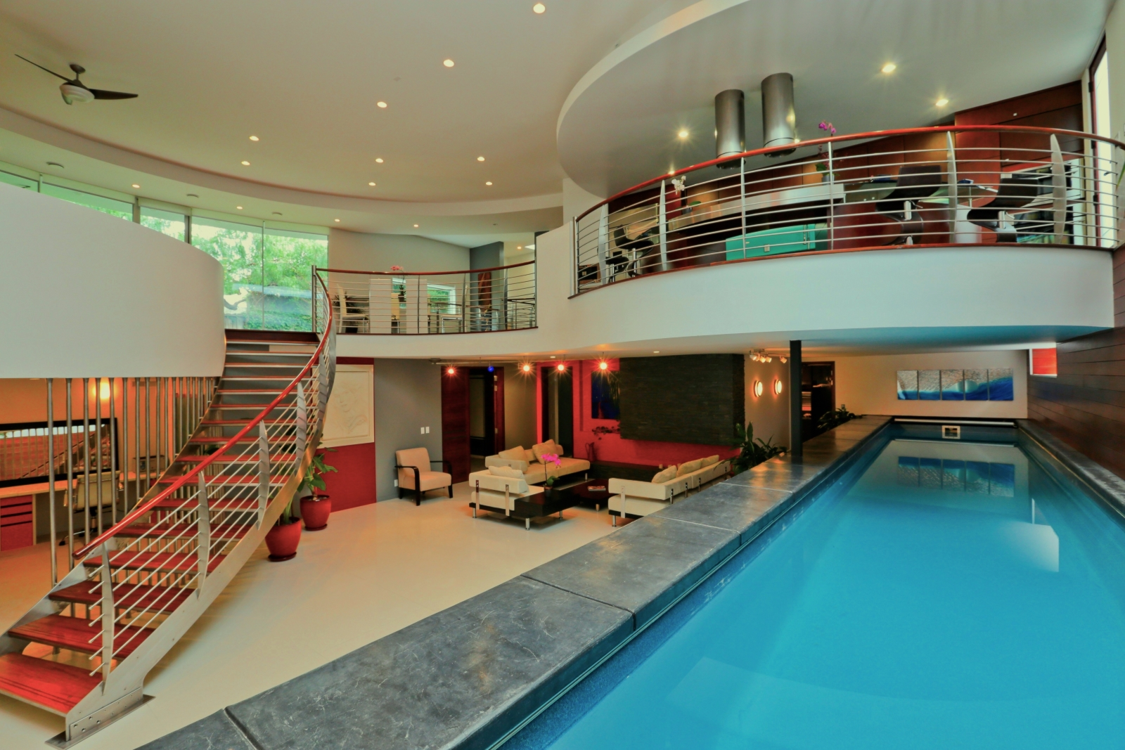Mdesign Indoor Pool
