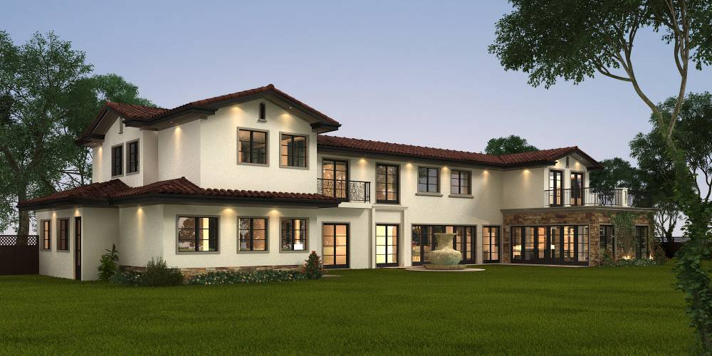 Residence architecture, Los Atlos, California, San Francisco