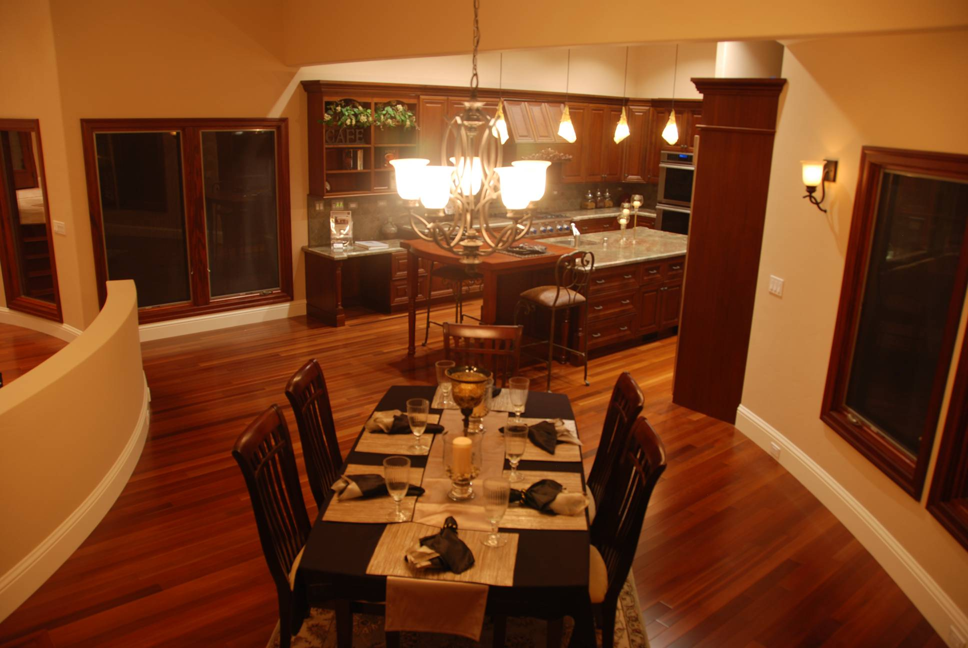 Dinning room, interior design, best Los Altos Hills architect work,