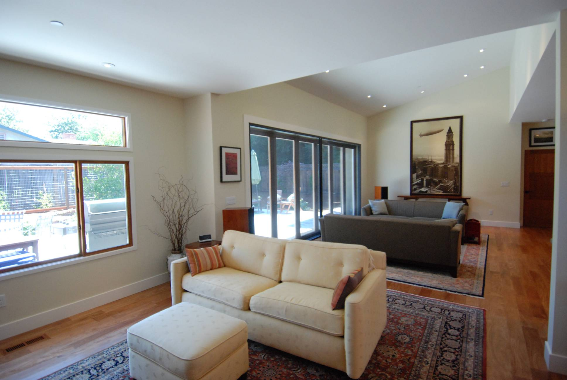 Great room, interior work, best architect design, Palo Alto