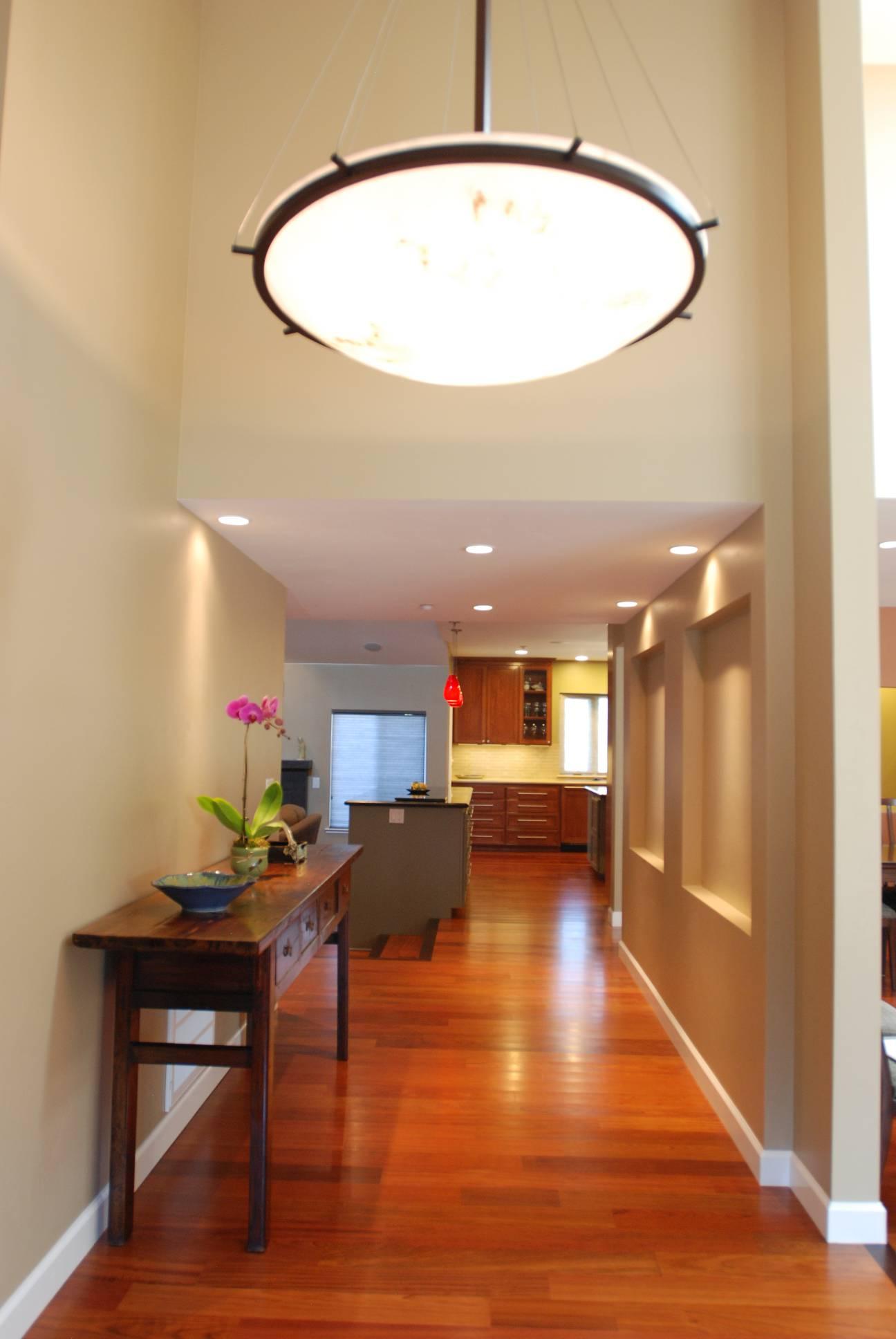 Hallway, best Interior design work, Architect work, Mountain View