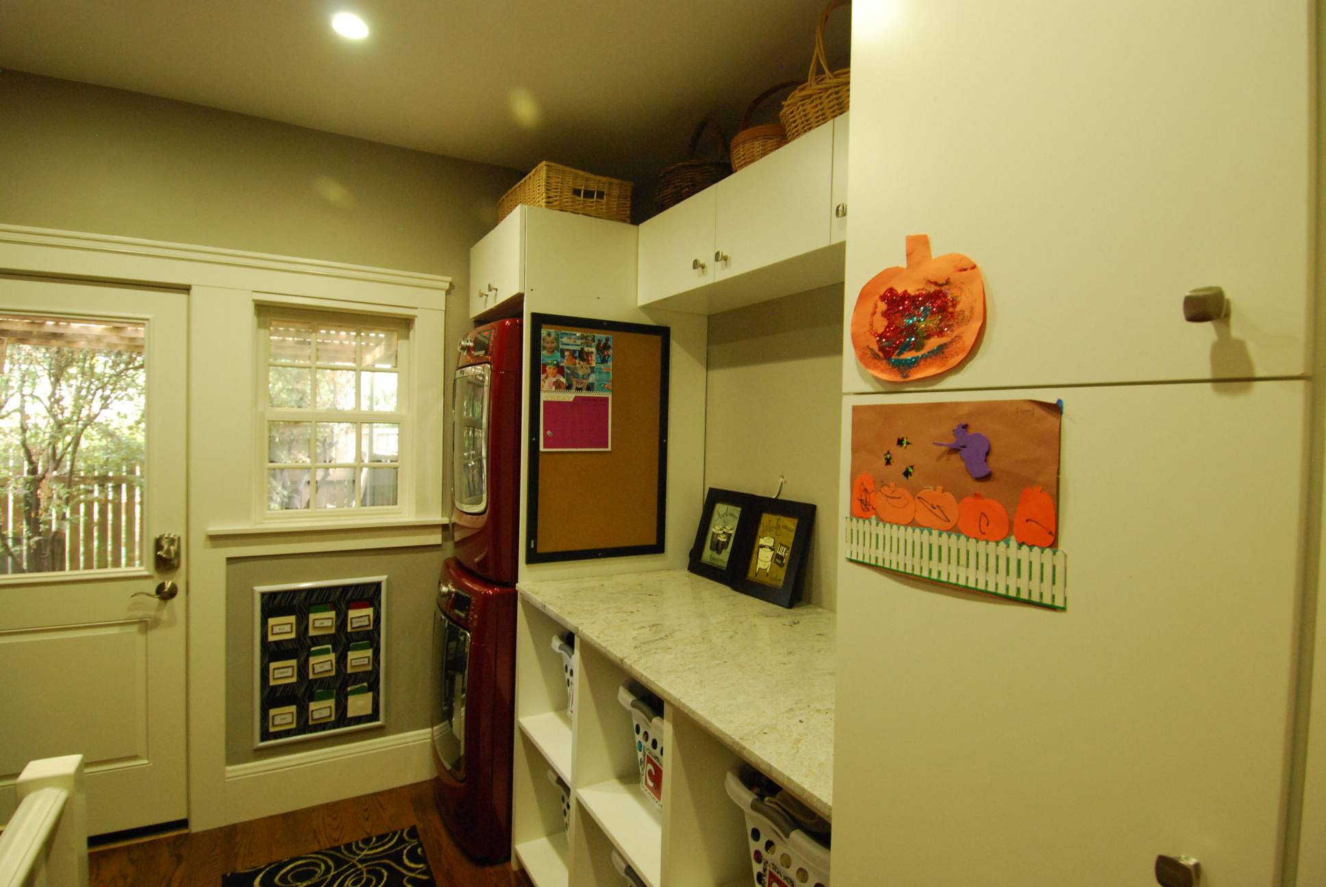 Laundry room, Architect work, Interior design work, Palo Alto