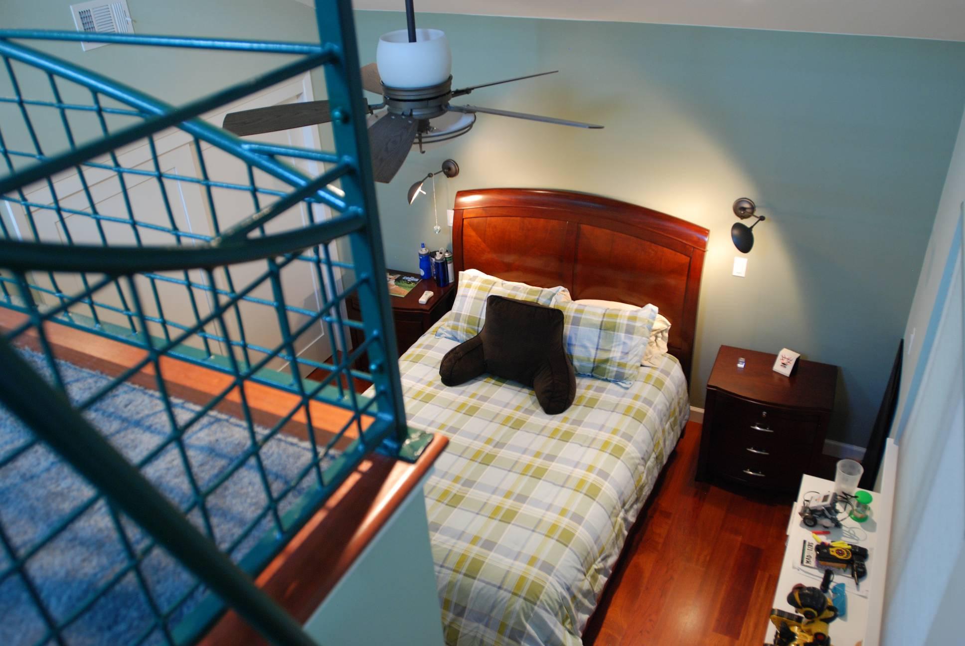 Loft, Architect work, Interior design work, Mountain View