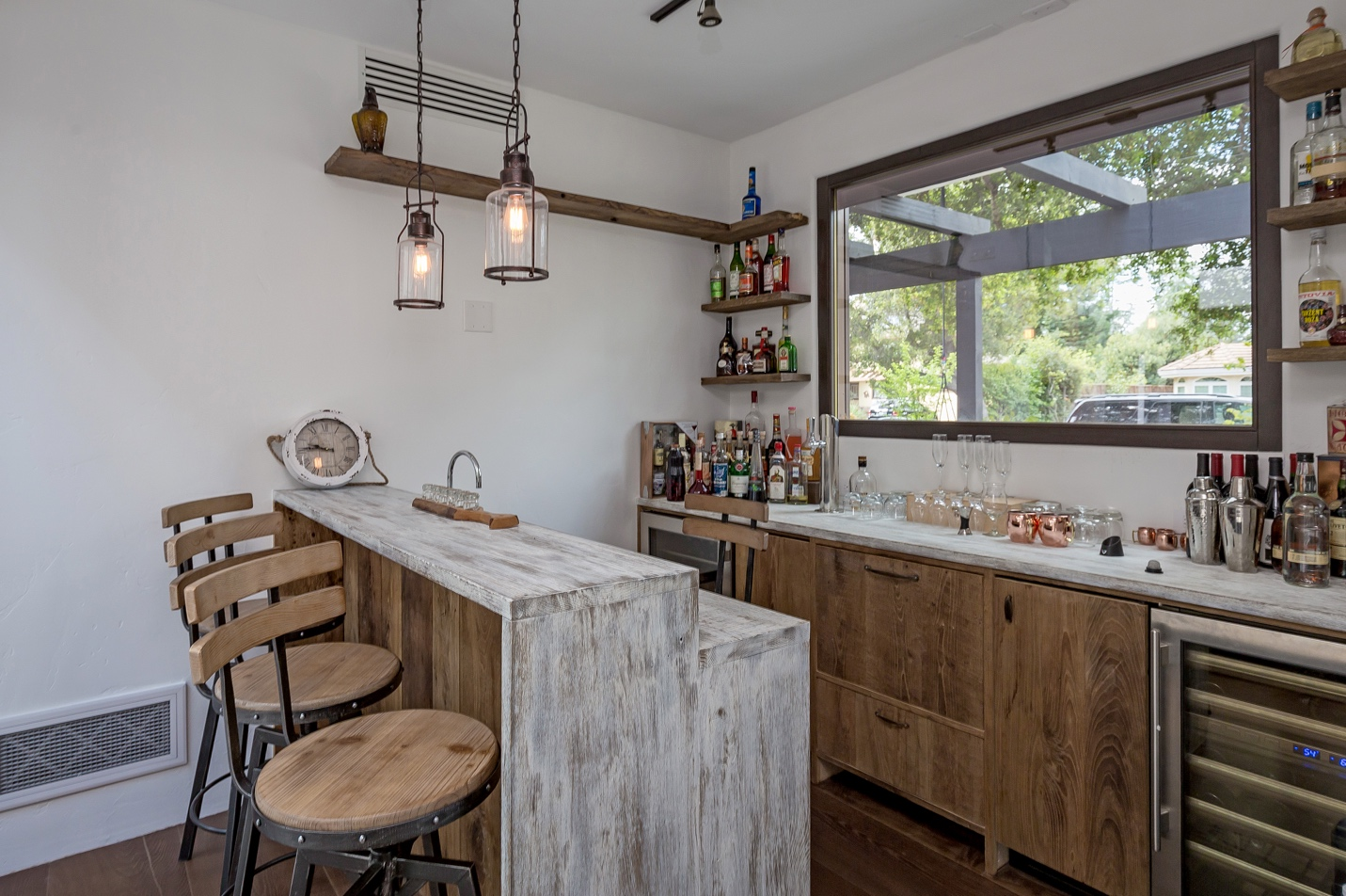 Wine , Drinks, Bar style Room design, Los Altos