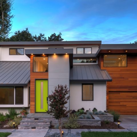 Best Architecture, designer wooden exterior work, Los Altos