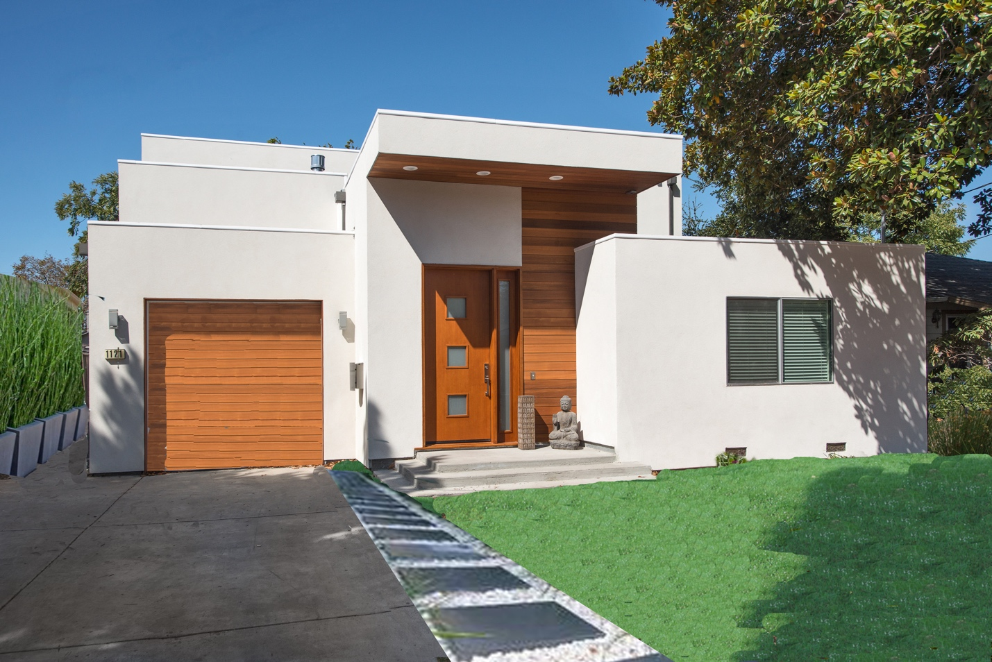 Car Garage, architect design, Menlo Park