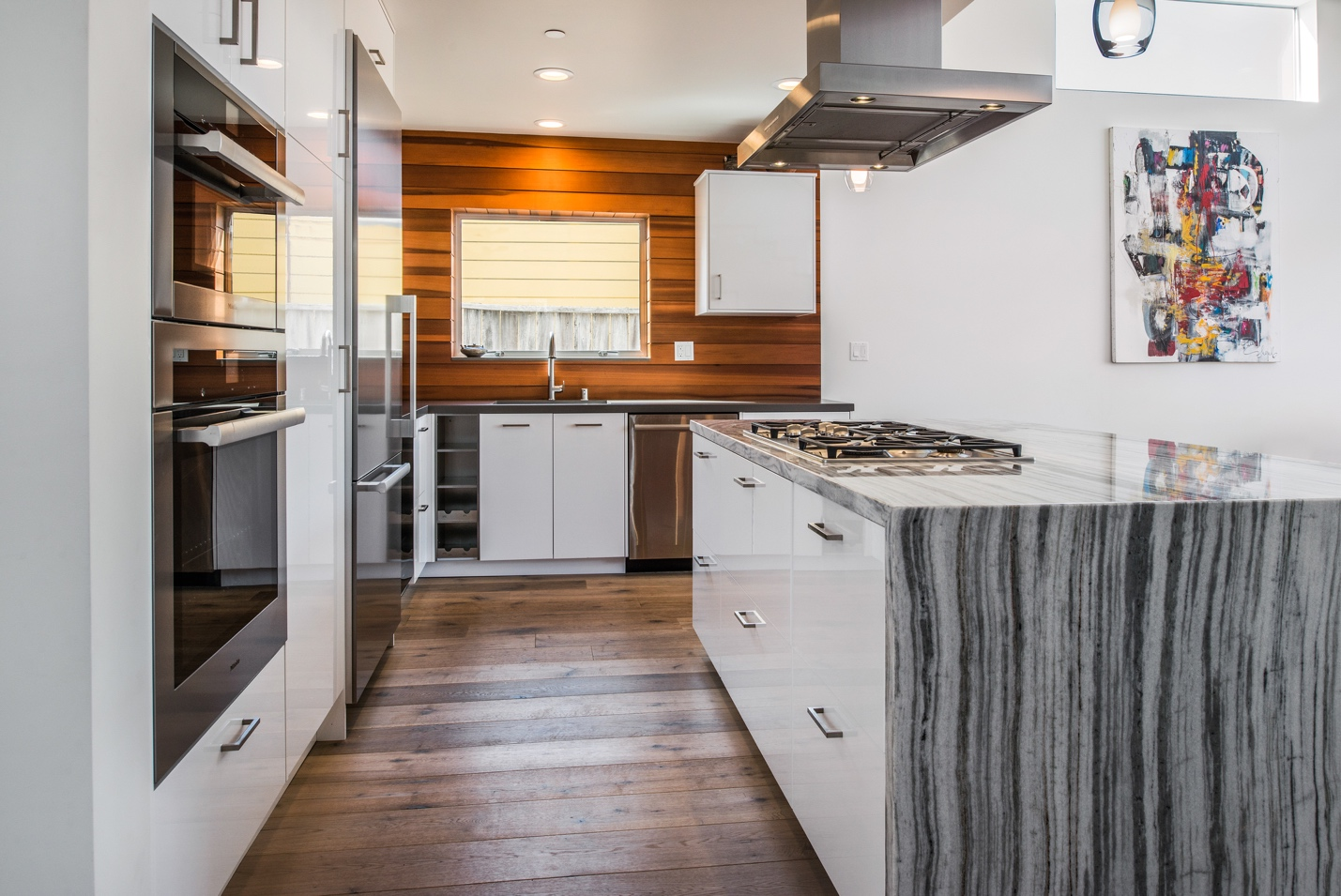 Elegant Kitchen, best interior design work, Menlo Park