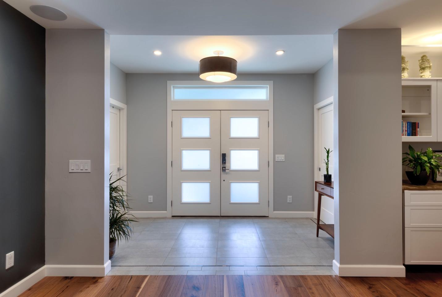 Elegant Corridor, interior work design, Sunnyvale