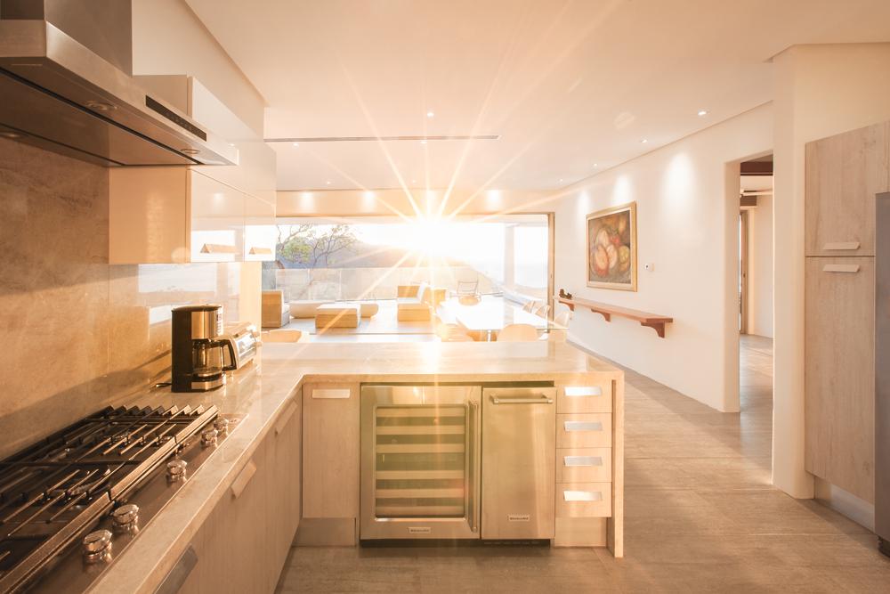 Modern kitchen, best interior design, Acuarela Dream Residence