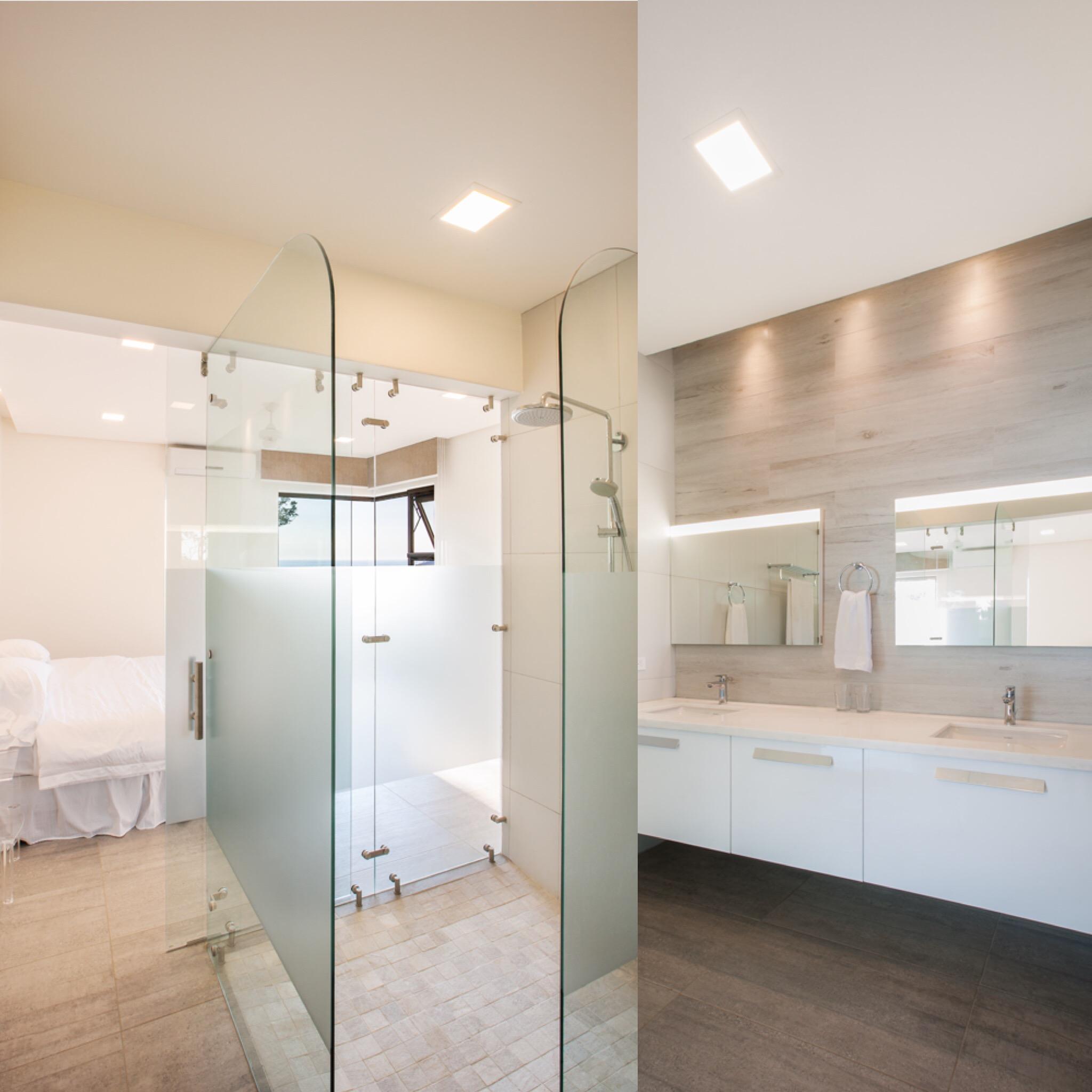 Beautiful bath room, srchitect design, Acuarela Dream Residence