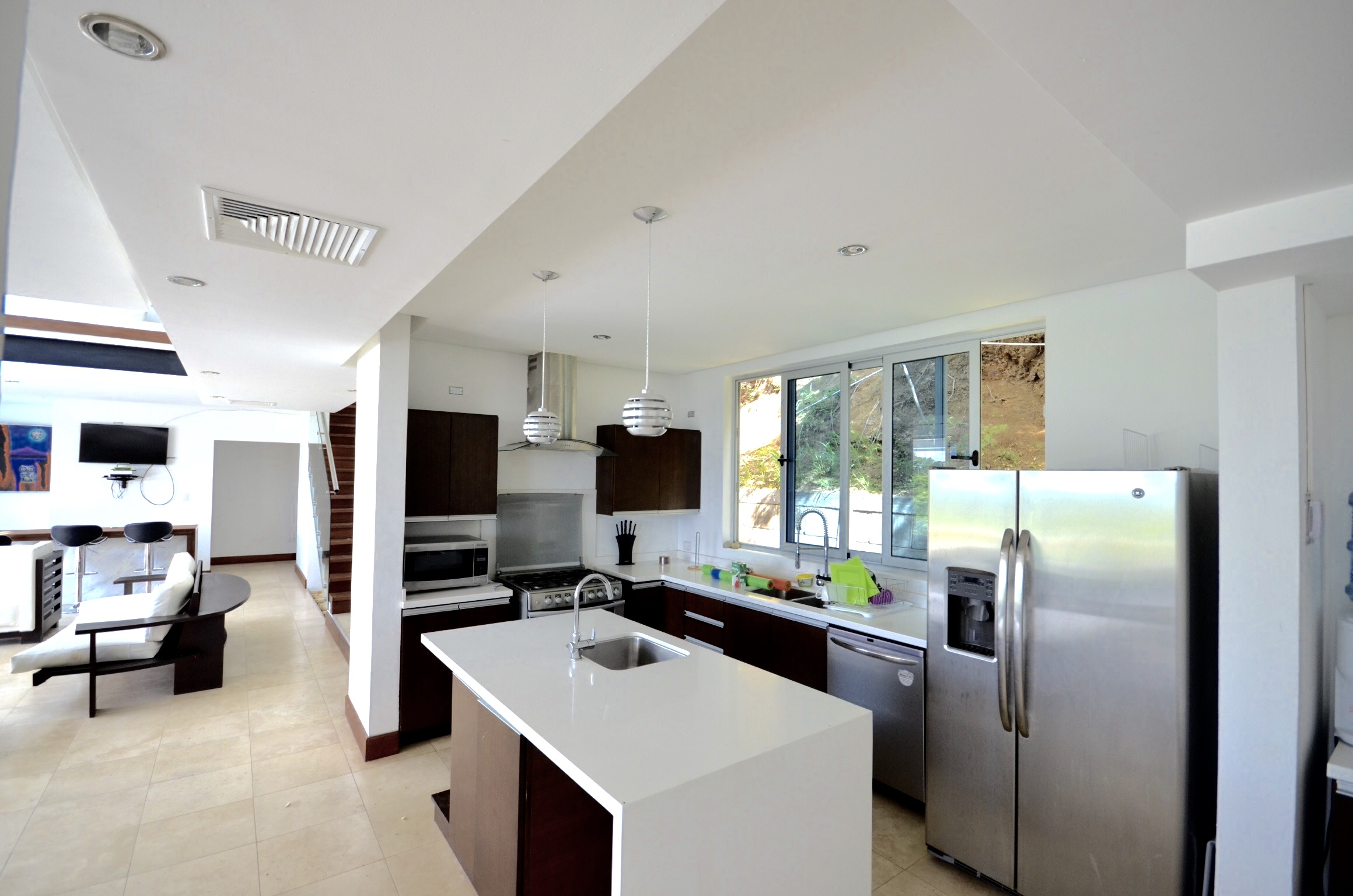 Modern kitchen, best interior design, architect work, Hamacas Beach Residence
