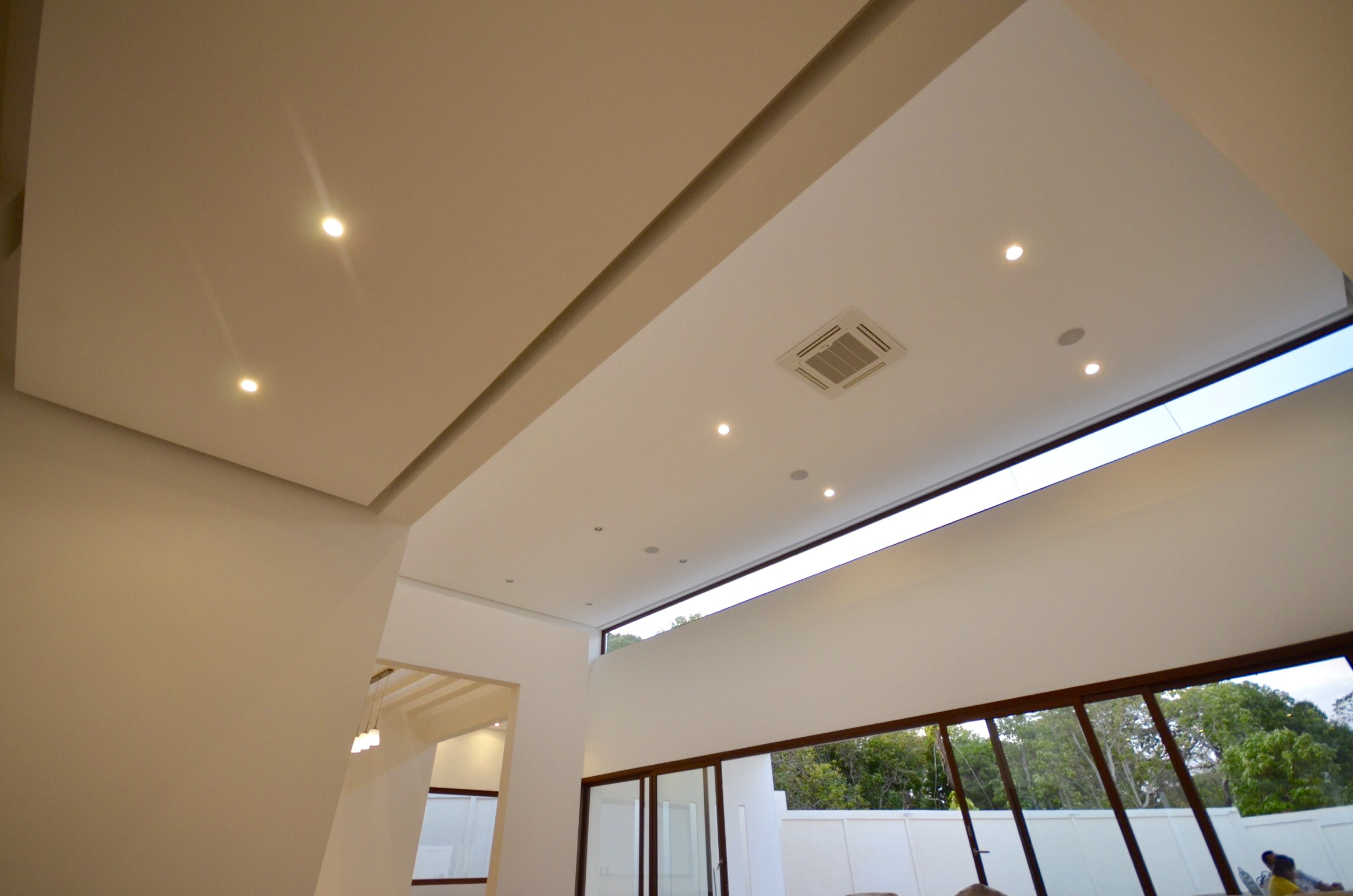 Roof decor, architect design, Enstancia Residence