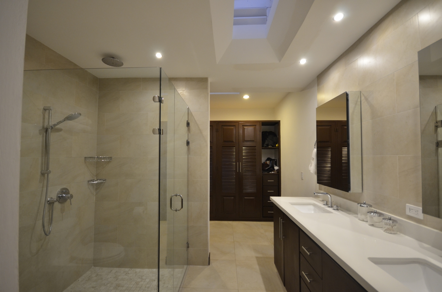 Bath room, interior design, architect design, Portal 45 Residence