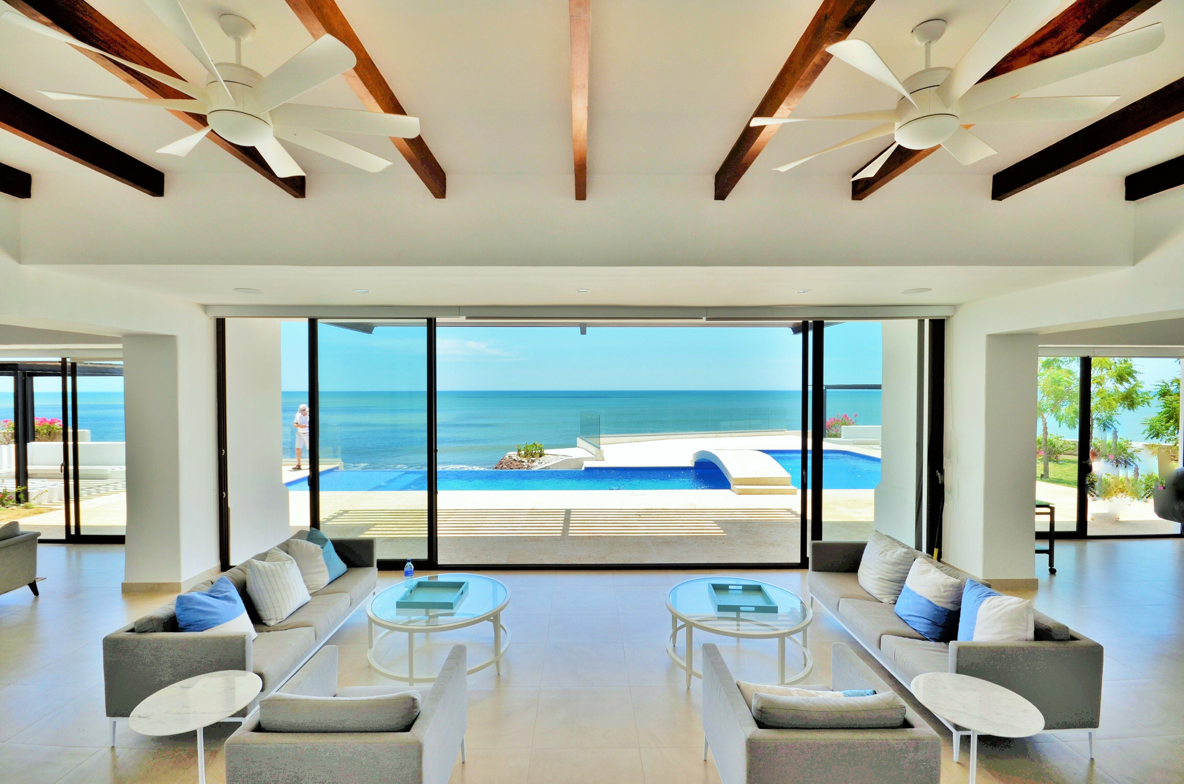 Modern beach, architect design, interior design work, Sorrento Beach Residence
