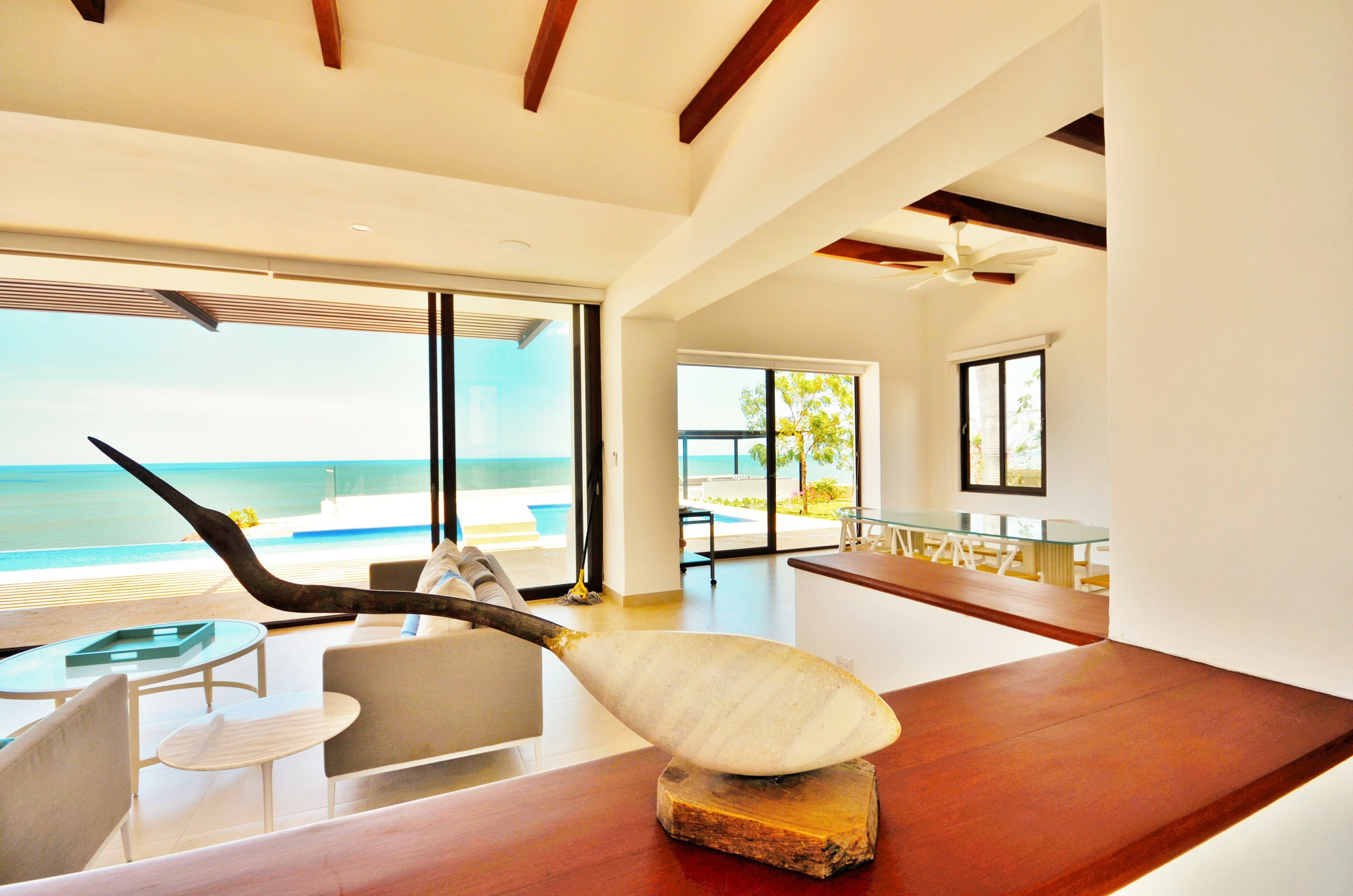 Wonderful beach, soothing view, interior design, best architect work, Sorrento Beach Residence