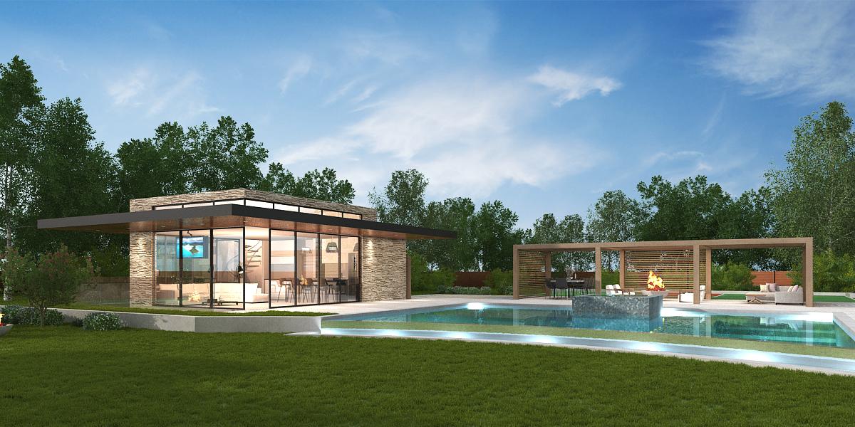 Saratoga, Pool Architect design