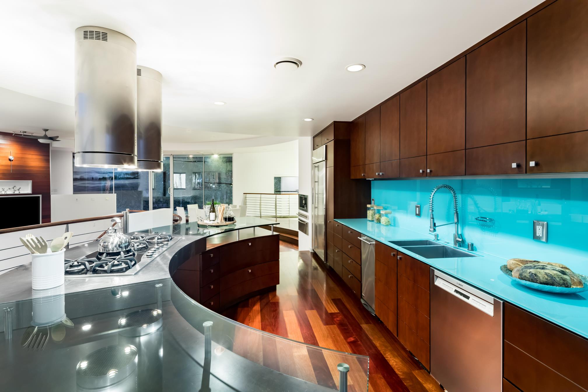 Luxurious kitchen, interior design, architect work,Los Altos