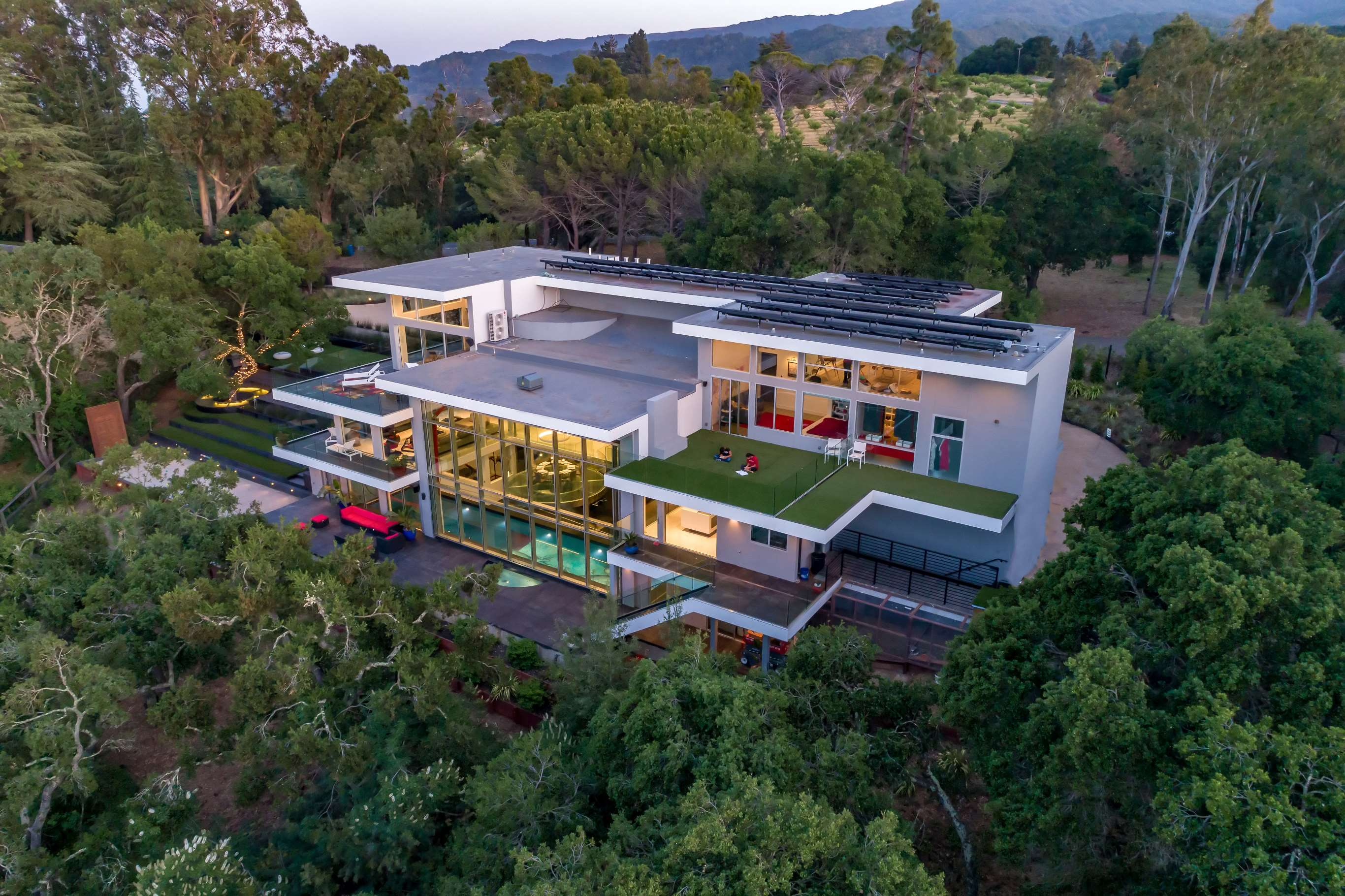 Los Altos hills, California, Best exterior design in Los Altos