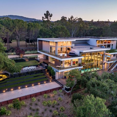 Los Altos hills, California, Architecture Design