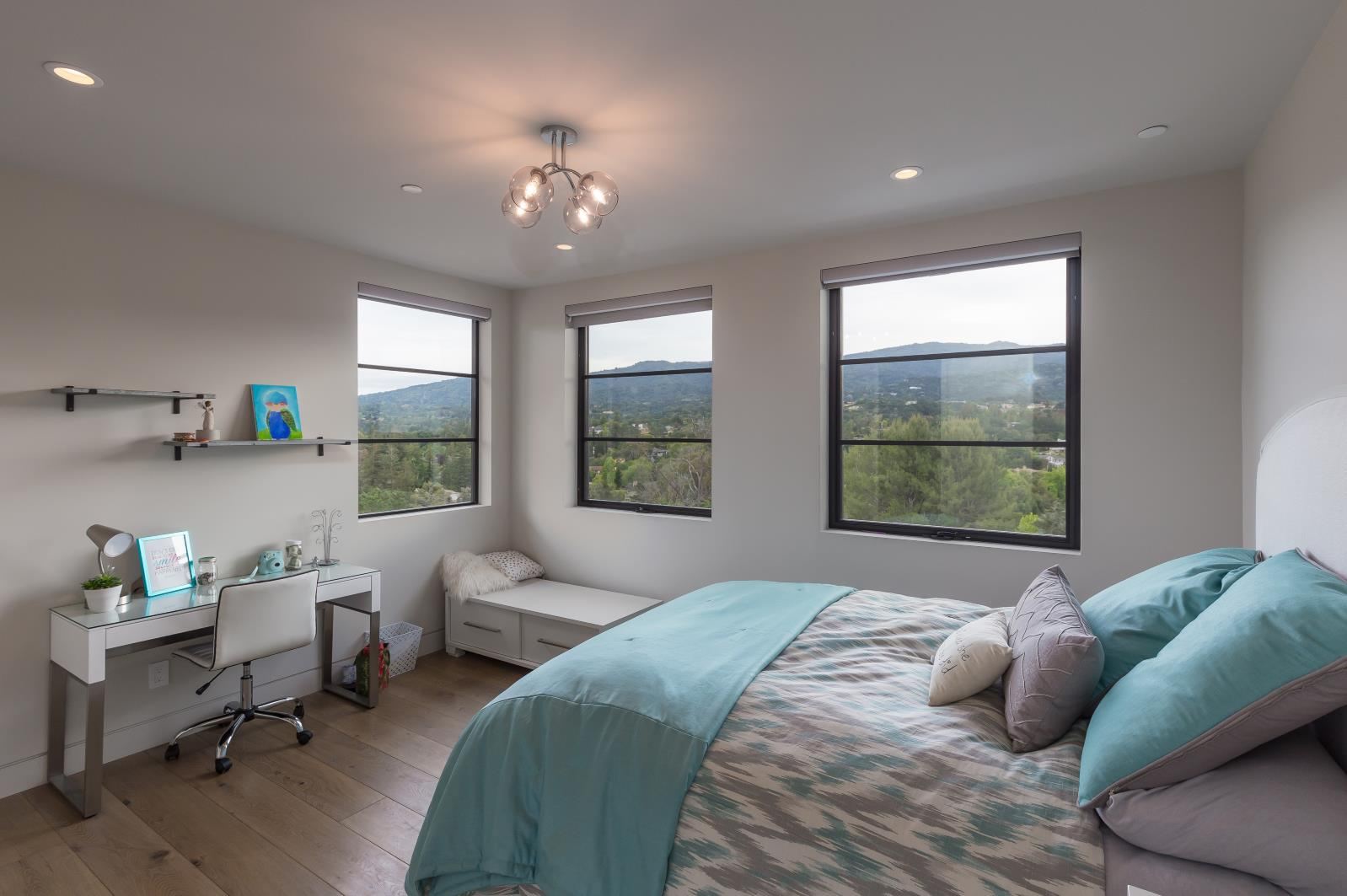 Ruth Lee Court, Los Altos Hills , Bed Room Architecture design