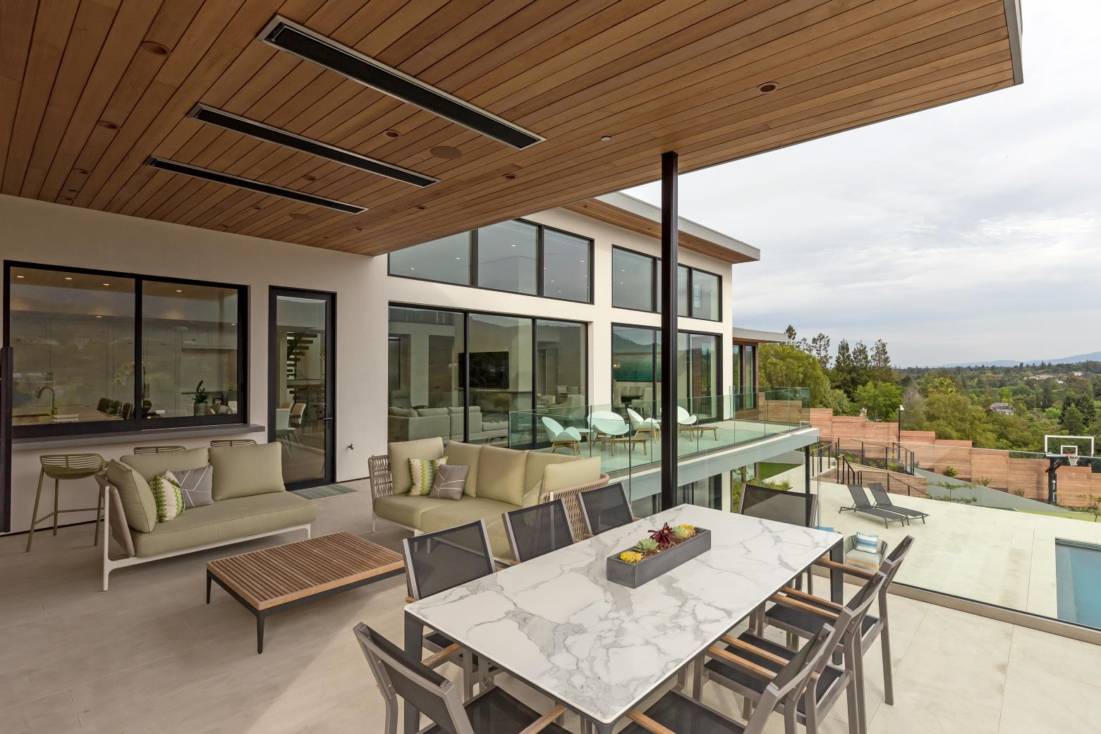 Best Exterior and Interior design work in Los Altos Hills